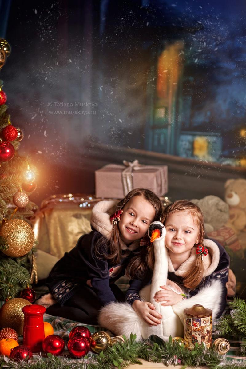 позы нравятся новогодние студийные фотосессии в москве протяжении нескольких сезонов
