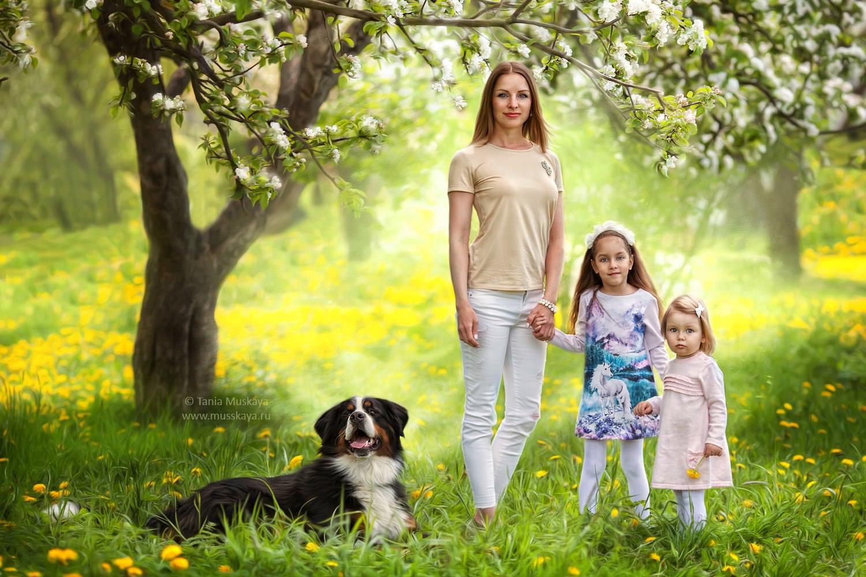 Раннее бронирование на весенние фотосессии 2019 - скидка до 50%