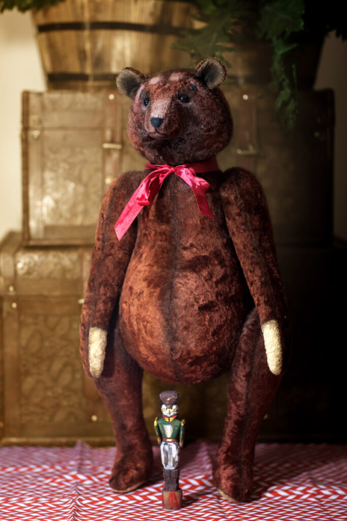 Мишка-тедди Семен 60 см