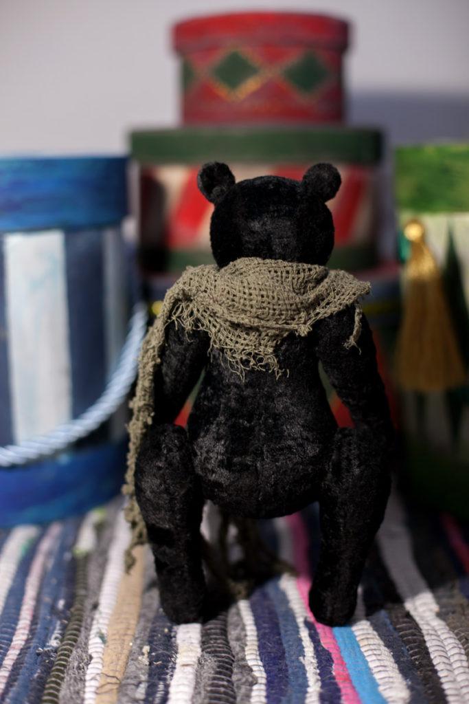 Мишка-тедди Уга. Хранитель печали